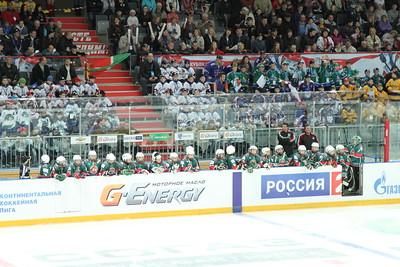 Авангард-2002 (Омск) - Ак Барс-2002 (Казань) 4:1. Арена Омск. 25 апреля 2013