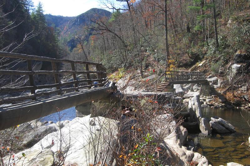 Spence Ridge Trail -- 2,020'