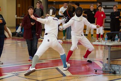 MHS Fencing 10-19-14
