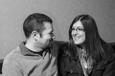 Carly and Nathan Wausau Engagment