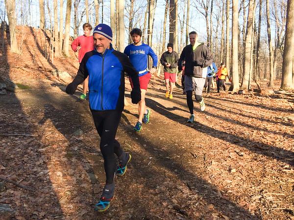 2017-04-02 Leonard Park Multi Park Run