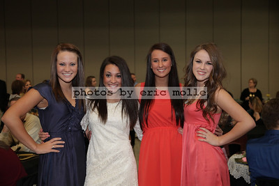 Cheer & Dance Banquet - 03/12/2012