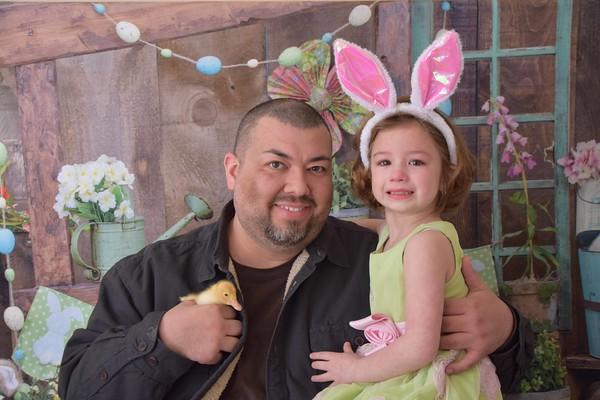 Easter Pics Taken on 3/26/18