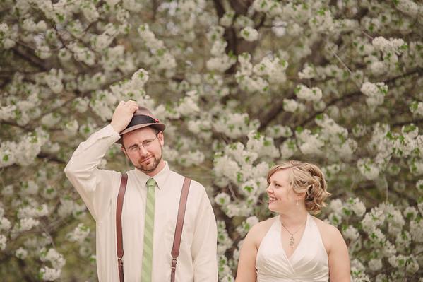 Tracy & Jered {wedding}