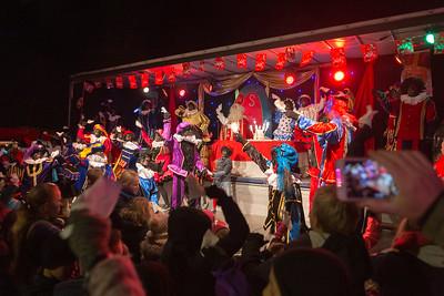 Lichtstoet en Sinterklaas 2018 - Sinterklaasfeest