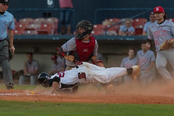 GCC Baseball Headshots