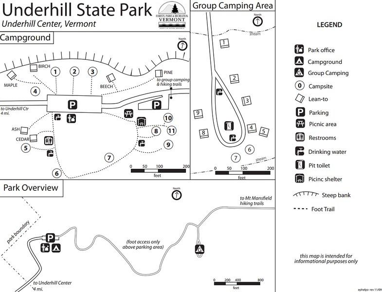 Underhill State Park