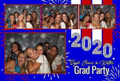 Johnson Grad Party