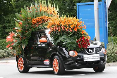 Flower parade 2013