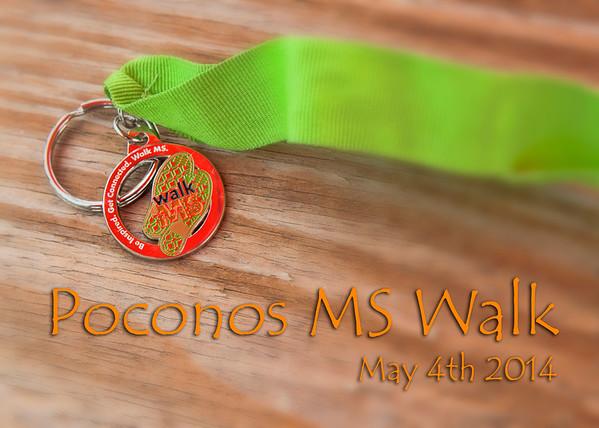 Poconos MS Walk - 2014