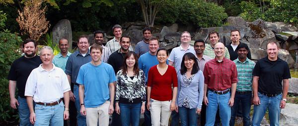 SA-AP 2012 Team Photo