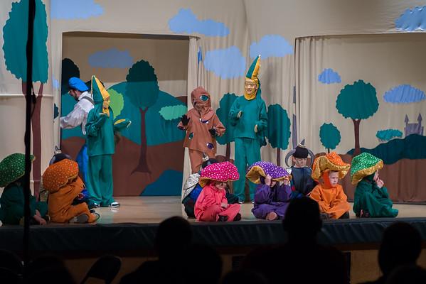 2016 Rapunzel Play