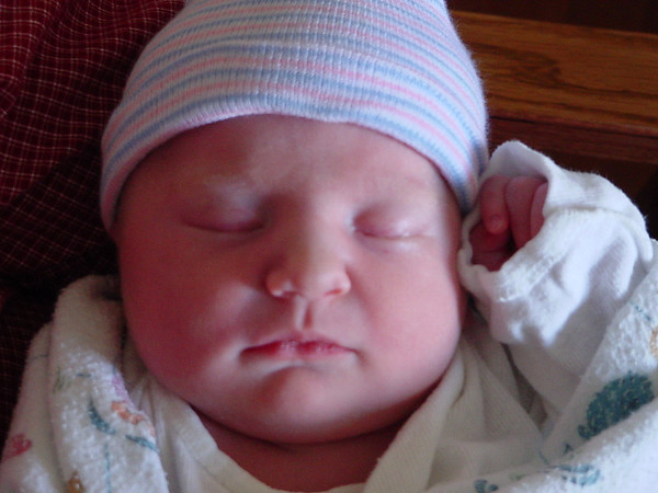 7 May 2003 | Jordyn Skye Milne is born
