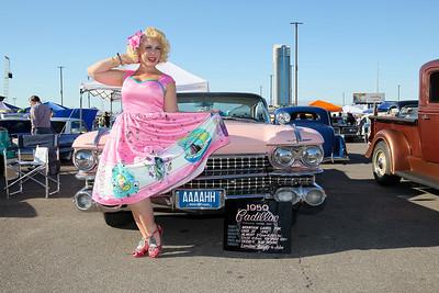 Viva Las Vegas 21 Car Show