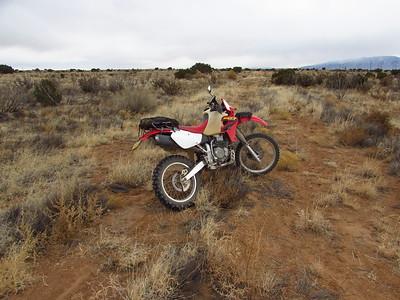 ABQ Westside Explore DS Ride #9  1-18-21