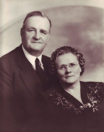 William Delbert and Hazel Armstrong Family