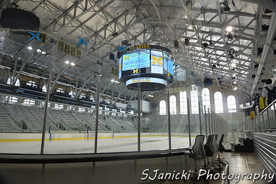Yost Ice Arena Open House 9-30-12
