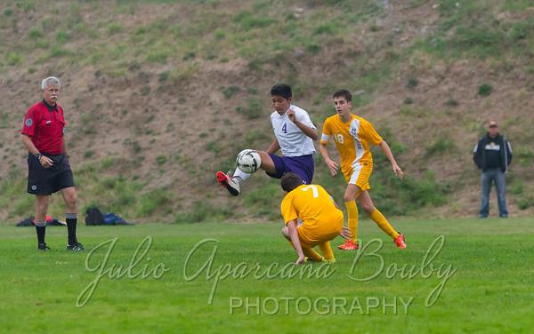 141009 MHS Boys Soccer vs NBHS