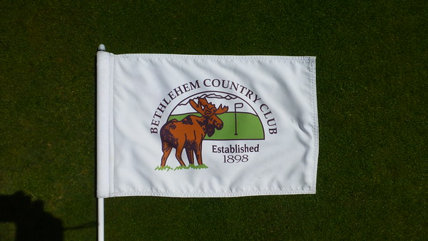 The Drive Down - and a round At Bethlehem Country Club