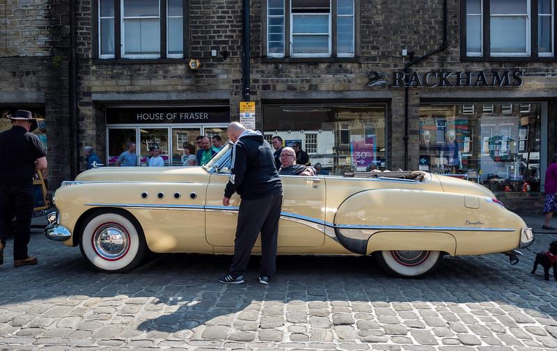 1949 Buick Eight Roadmaster