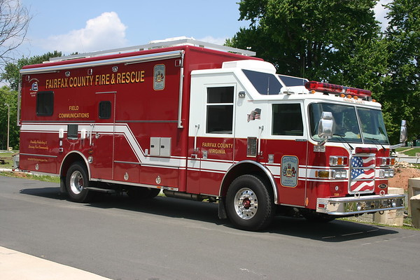 Company 38 - Centreville Fire Department (West Centreville station)