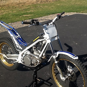 Trials Bike 4 Sale