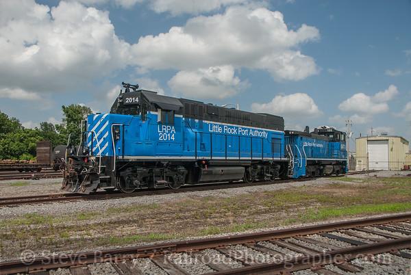 Little Rock Port Authority Little Rock, Arkansas June 17, 2014