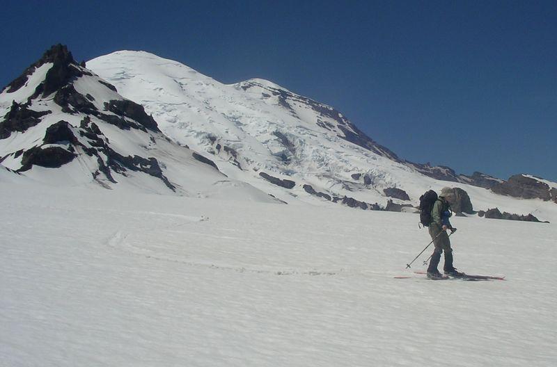 Mt. Tahoma, Mt. Rainier, Me.