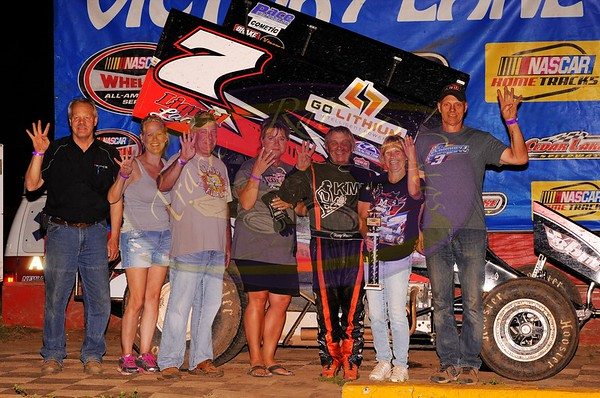 UMSS Wing Sprints  - July 6, 2019