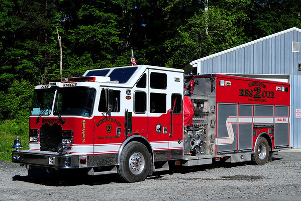 Pa  Apparatus  from  Bradford & Susquanna Counties in Pa