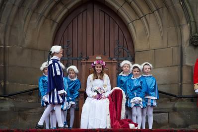 Beltane Queen Ceremonies