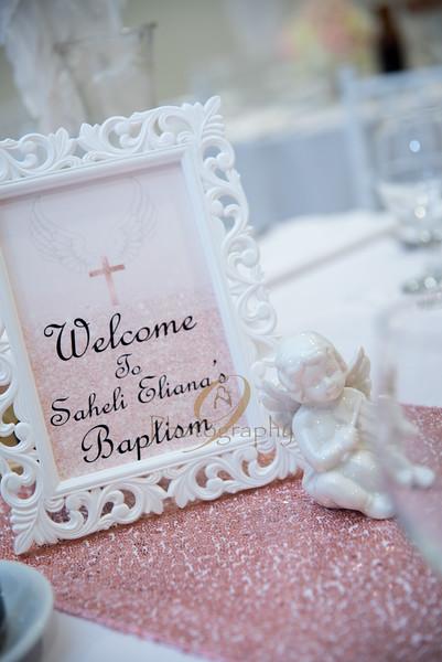 Saheli Baptism