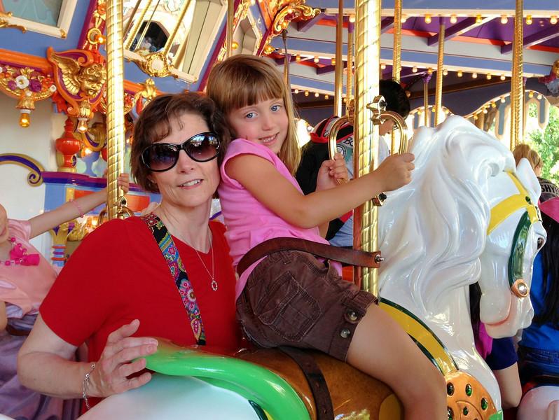 Nana and Lizzie