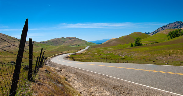 Around the Sutter Buttes