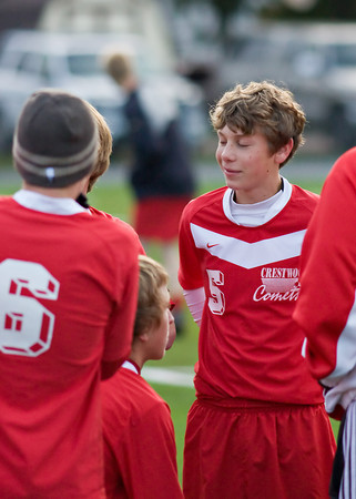 Crestwood at Wyoming Valley West 09/30/09
