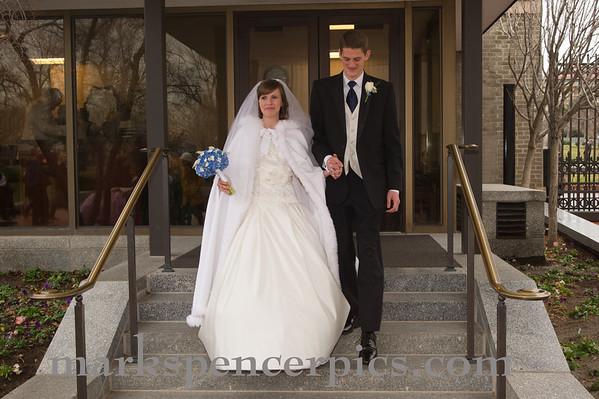Gates & Gubler Wedding 12-18-2012