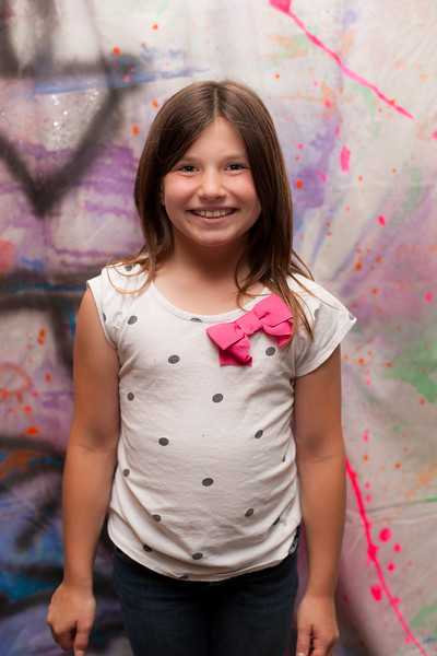 RSP - Camp week 2015 - kids portraits