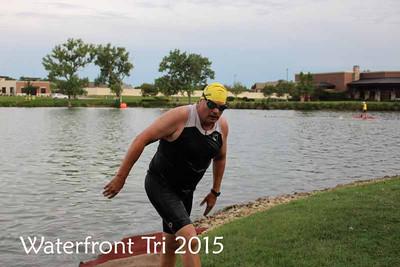2015 Spencer, Wernli & Wilson Waterfront Triathlon