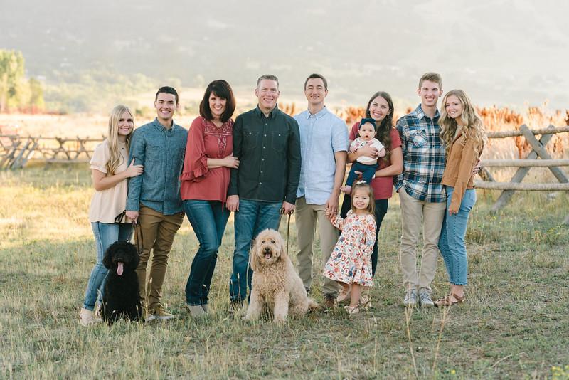 Wardle Family