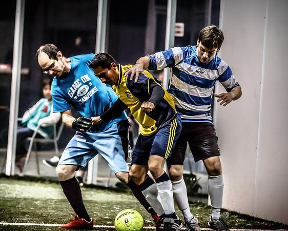 20140114 FC Fury vs La Roma