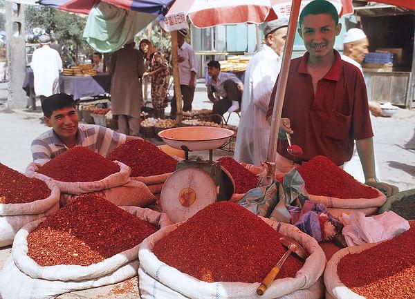 Kashgar, Xinjiang, Silk Road