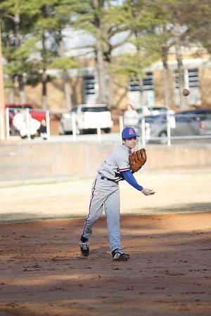 Middle School Baseball 2019