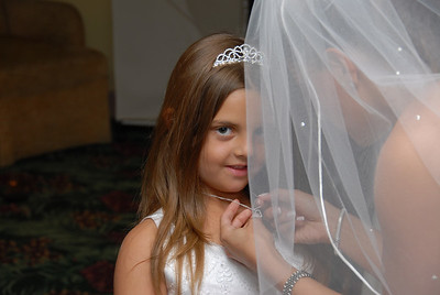 2007-05-26 - Brent and Sarah's wedding - Morgan flower girl