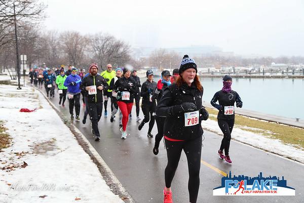 Half Marathon Mile 1 Part 6