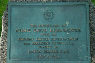 Birthplace Of Mamie Doud Eisenhower