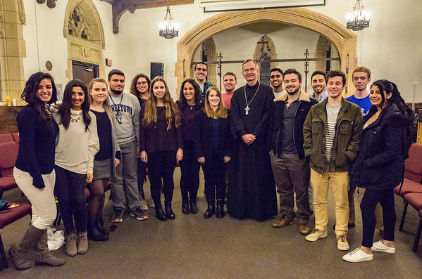 Inter-OCF Vespers and Christmas Party