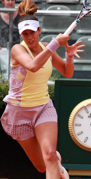 Muguruza - French Open Champion 2016