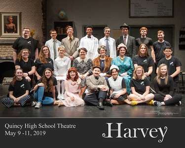 QHS Spring Play 2019 - Harvey