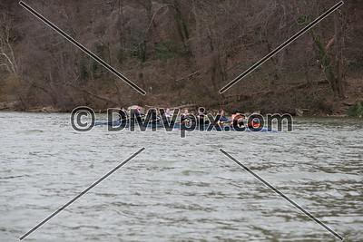 Yorktown Girls Boat 2 (12 Mar 2016)
