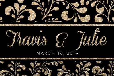 Travis & Julie (prints)